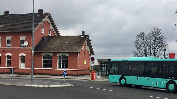 Bahnhof Rommerskirchen