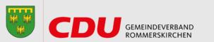 CDU-Rommerskirchen Logo