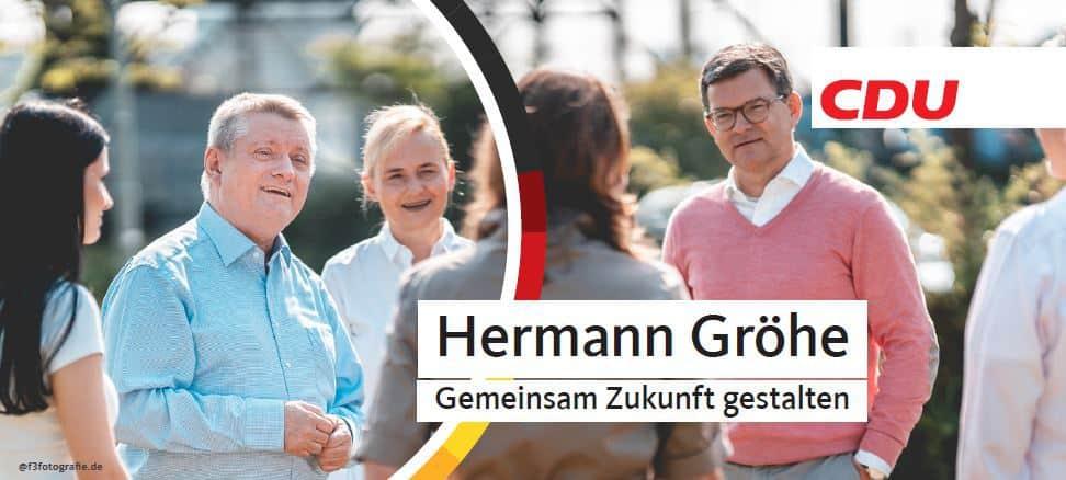 Einladung: Nachbarschaftstreffen mit Hermann Gröhe